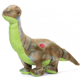 Pluszowy chodzący Dinozaur