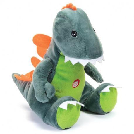 Pluszowy Ryczący Dinozaur