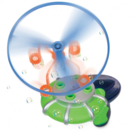 BUBBLE FLYING SAUCER