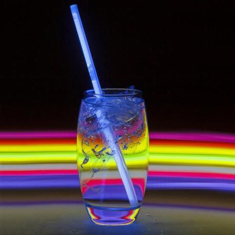 Świecące słomki - Glowing Straws