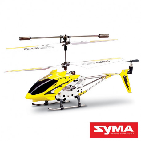 SYMA HELICOPTER S107G - YELLOW