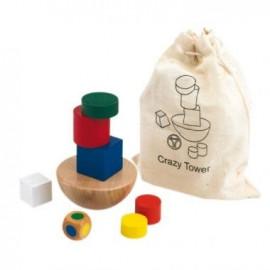 Drewniana gra - Balance - Wieżyczka balansująca
