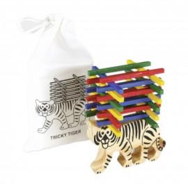 Gra Zręcznościowa - Tygrys z patyczkami