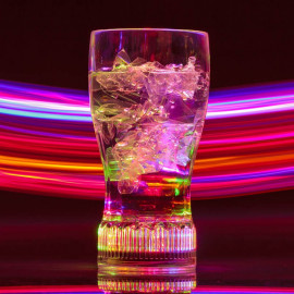 LIGHT-UP GLASS
