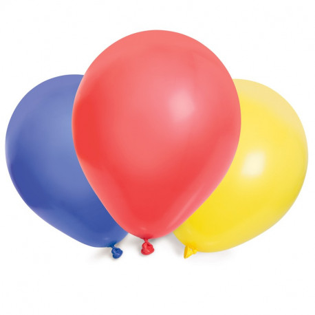 8 Party Balloons