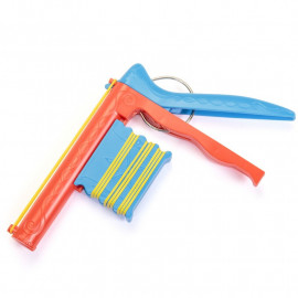 RUBBER BAND GUN (TOY)