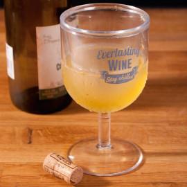 Wieczny kieliszek do wina - Everlasting Wine Glass
