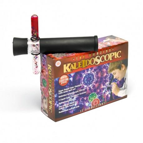 Light Up Liq Kaleidoscope X - Kalejdoskop z podświetlanym płynem