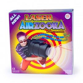 Laserowa bazooka powietrzna (laser air zooka)