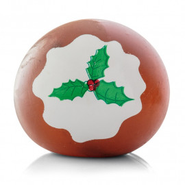 CHRISTMAS PUDDING SPLAT BALL