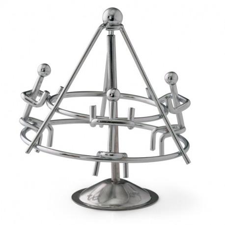 Roundabout Desktop Ornament