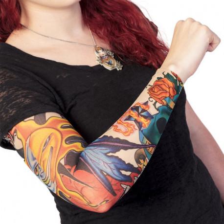 Tatuaż Rękaw - Tattoo Sleeve