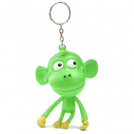 SQUEEZY HEAD KEYRING