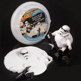 Star Wars – szturmowiec do ulepienia z topniejącej plasteliny