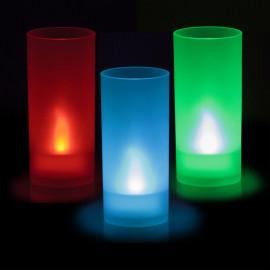 Świeczka LED zmieniająca kolor
