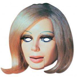 Thunderbirds Talking Mask - Lady Penelope