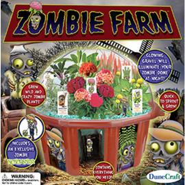 Terrarium w stylu zombie