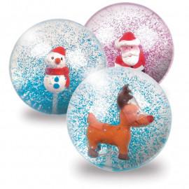 CHRISTMAS GLITTER BALL