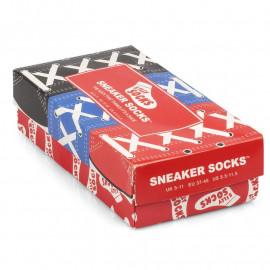 BOX SET SNEAKER SOCKS CLASSIC 5-11 S/O