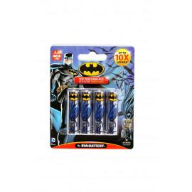 Batman – Baterie Alkaliczne Paluszki AA – 4szt