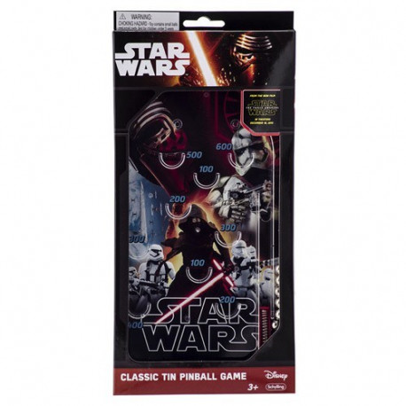 STAR WARS VILLAINS PIN BALL