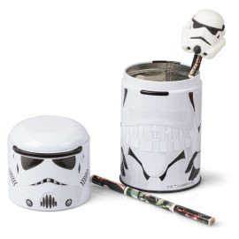STAR WARS DESKTOP STORMTROOPER TIN