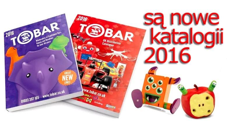 Najnowszy katalog zabawek